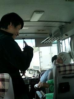 着きました!北海道!